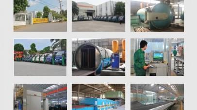Thiết kế hồ sơ năng lực 52 trang công ty kính cường lực Hải Long