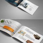 Mẫu thiết kế catalog đẹp tháng 10