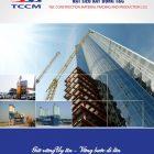 Thiết kế catalog Công ty xây dựng T&C