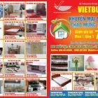 Thiết kế và in 7000 tờ rơi Siêu thị nội thất & vật liệu xây dựng Vietbuild