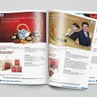 Thiết kế catalog thực phẩm chức năng