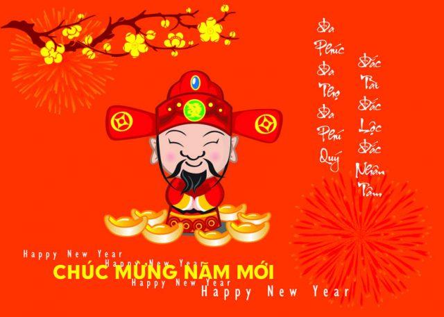 Kết quả hình ảnh cho in thiệp chúc mừng năm mới